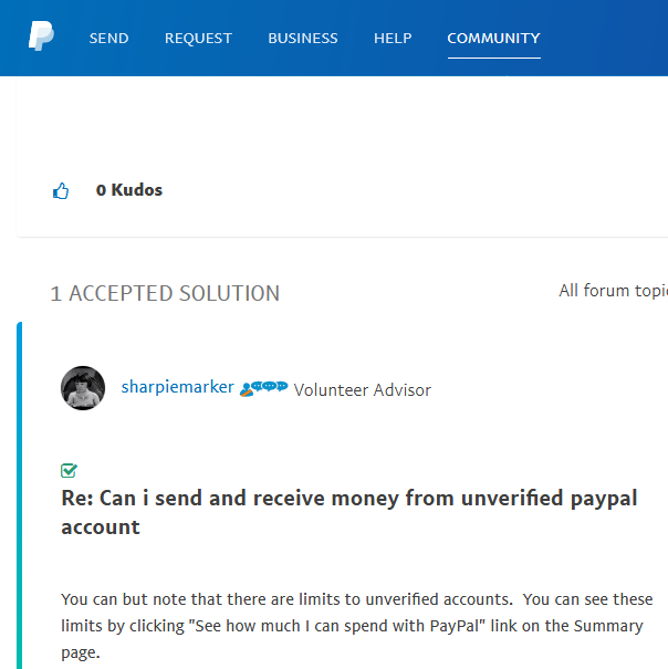 How to Verify a PayPal Account - Online Business Publication