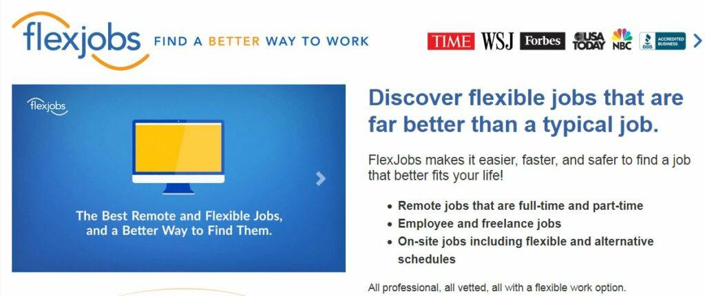 Personalize your job search